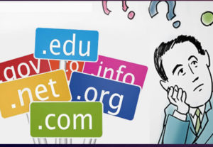 Confused for domain name , SEO Domain ?