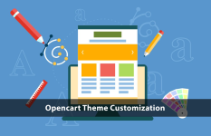Opencart Theme Customization