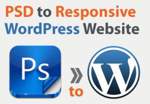 Convert Responsive PSD to WordPress