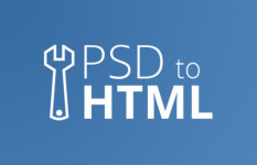 PSD to HTML5 Responsive Design