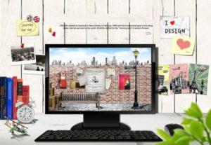 Design Website in Photoshop