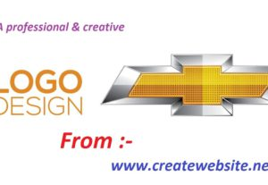 Create 2D or 3D Logo for you