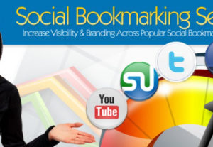 Social bookmarking submission Manually to 200 sites