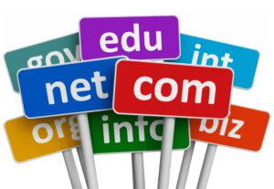 Register your .com domain name