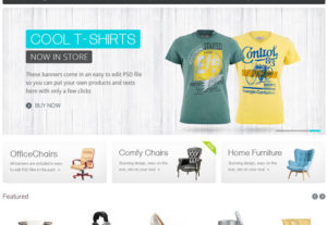 eCommerce – Create Website