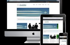 Dvelop 5 page WordPress website
