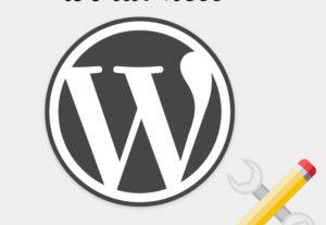 Almost Free WordPress Installation Service