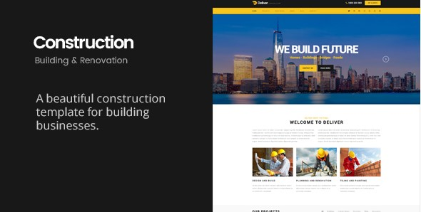 DeliverConstruction