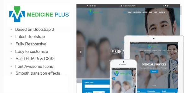 MedicinePlusResponsive