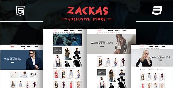 ZackaseCommerce