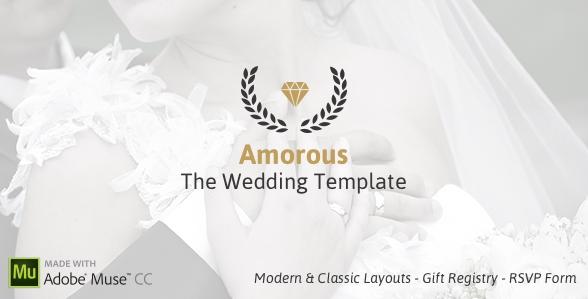 AmorousWedding