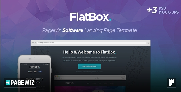 FlatBoxPagewiz