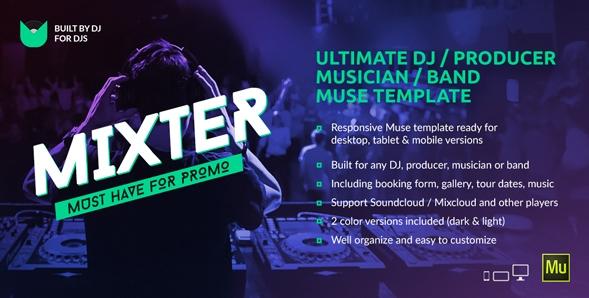 MixterUltimateProducer