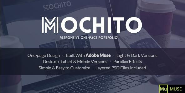 MochitoOnePagePortfolio