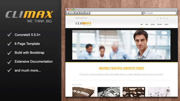 ClimaxResponsive