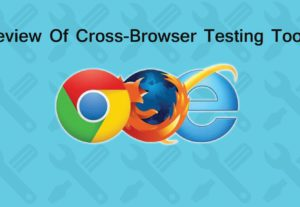 Cross browser testing for your website