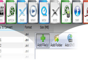 Convert any type of files, images, videos in any format