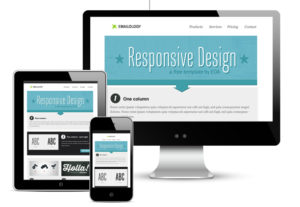 Make responsive email template from image or PSD