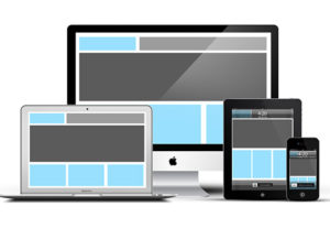 Design a responsive website for you.