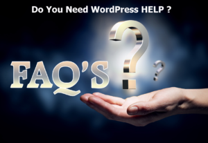 Give you WordPress HELP