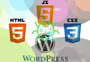 Fix any Html, css or responsive issue in wordpress