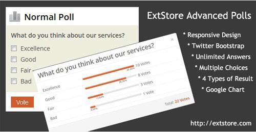 Advanced PHP MySQL Polls