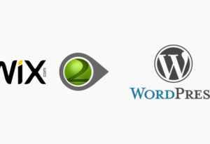 Wix website to WordPress convert