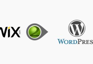 Wix website to WordPress convert