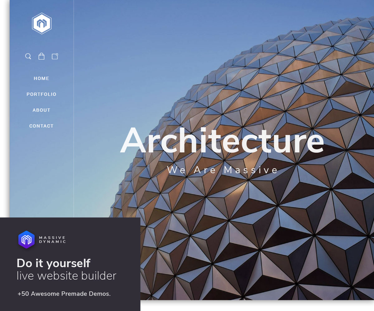 30 architecture responsive wordpress themes for architect for Best architects websites