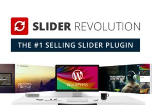 Create Responsive Animated Revolution Slider