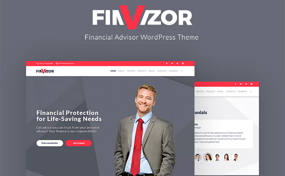 FinVisor Business Consultant