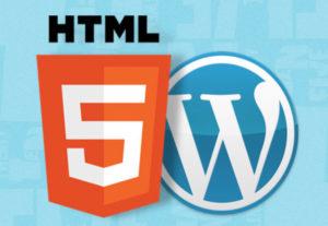 HTML to WordPress Conversion