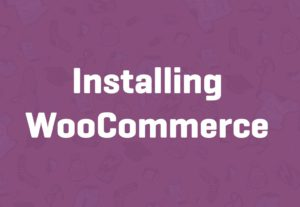 WooCommerce + WordPress for Online Store
