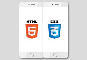 Responsive HTML Website